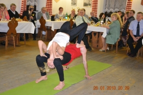 Včelařský ples 2013