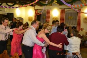 Včelařský ples 2014