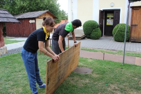 WORKCAMP CHLEBOVICE 2015