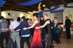 Včelařský ples 2016