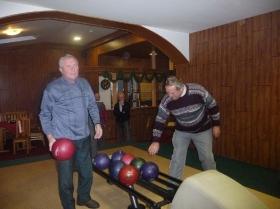 Bowling-závěr roku 2010